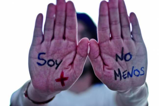 El cuestionario se ha empleado en más de 700 personas con VIH. / Marta del Pino.