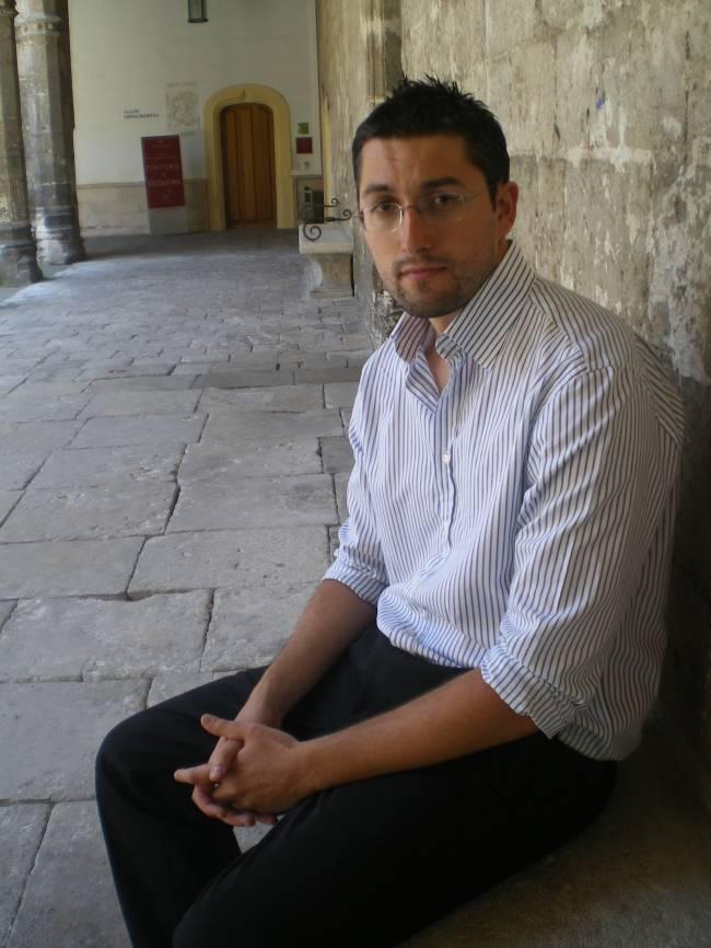 Pablo Sobrón continuará sus estudios en Estados Unidos gracias a una beca de la NASA