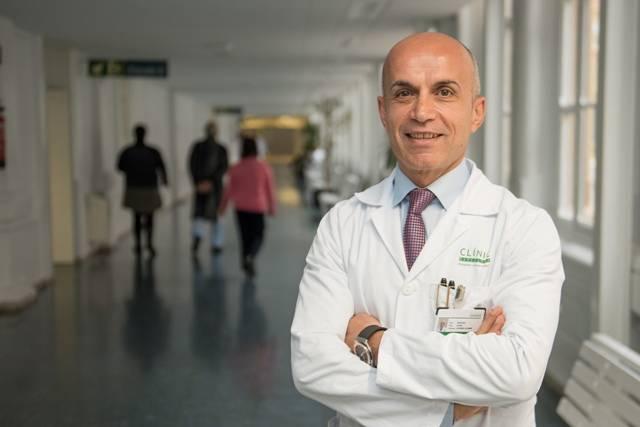 Isam Alobid, autor de una nueva técnica reconstructora del tabique nasal.