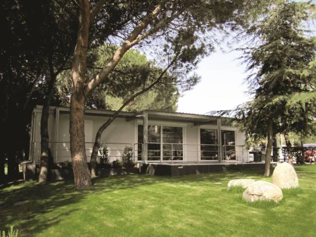 Smart Home Living Lab – ETSIT UPM  (Foto: LifeSTech).