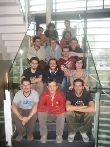 investigadores del GTM que participan en el ISMIR'09