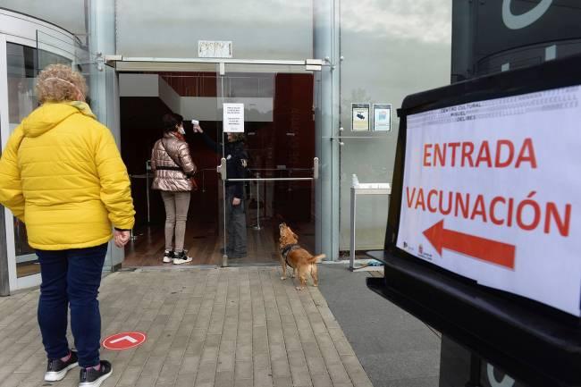 Vacunación en España