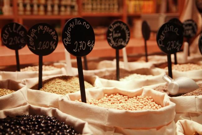 Se estima que el 5% de la población no come nunca legumbres. / Miquel99.