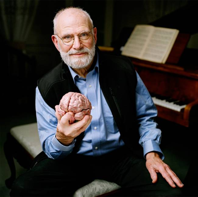 El neurólogo Oliver Sacks