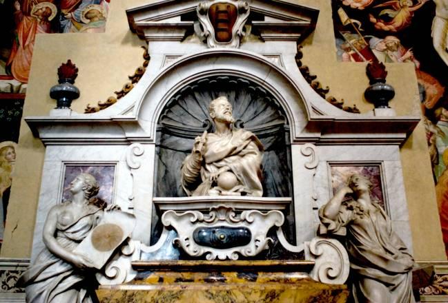 tumba de Galileo