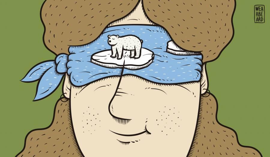 Ilustración sesgos cognitivos