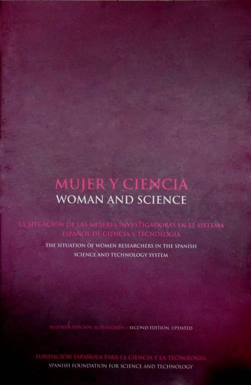 Libro 'Mujer y ciencia'