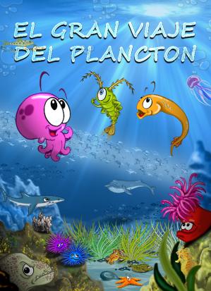 Cómica 'El gran viaje del plancton'