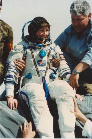 Astronauta Helen Sharman