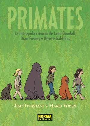 Libro Primates