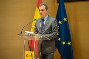 ministro Pedro Duque