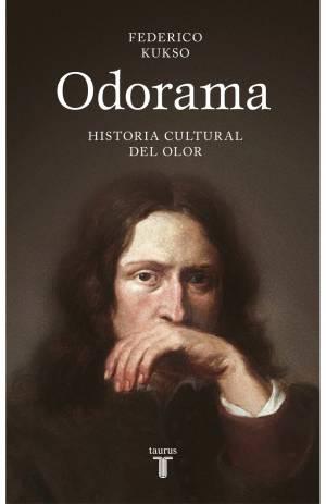 Odorama cubierta del libro