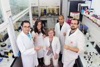Investigadores del grupo Carbohidratos de interés biológico (farmacológico) y tecnológico de la Universidad de Sevilla / Fundación Descubre