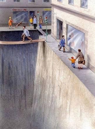 Ciudad sin carreteras