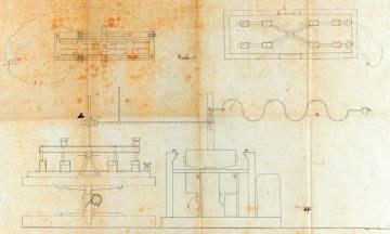 Plano del submarino