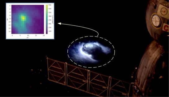 Confirmado un nuevo fenómeno eléctrico en la atmósfera: destellos azules por descargas eléctricas frías
