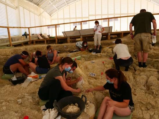 Los primeros habitantes del continente europeo se adaptaron al cambio climático
