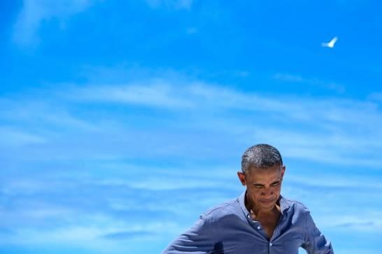 Obama dice adiós apostando por el éxito de las energías limpias