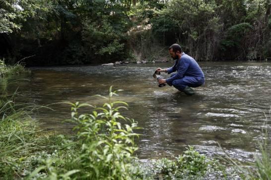 La lucha contra los microplásticos pasa por el estudio de los ríos