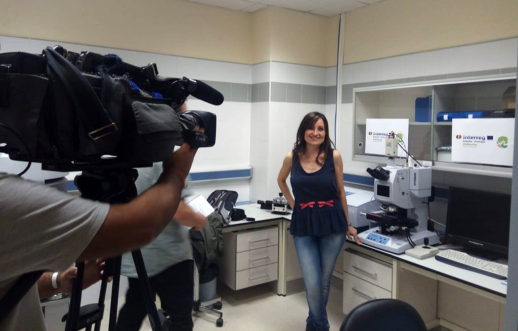 La investigadora de la Universidad de Córdoba